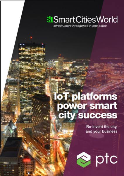 How IoT Platforms can power smart city success