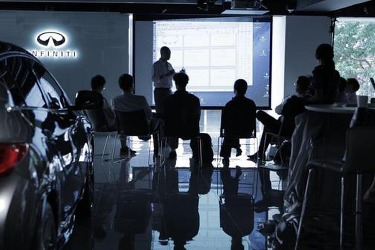 Nine start-ups will complete the Infiniti Lab Toronto programme