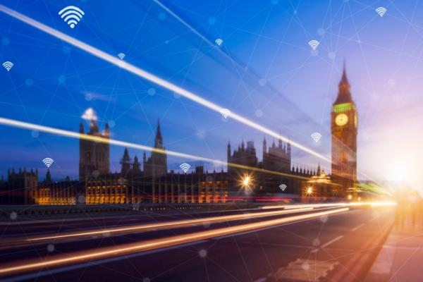The UK's best and worst connected cities