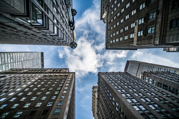 'Mini cities': The rise of tall buildings