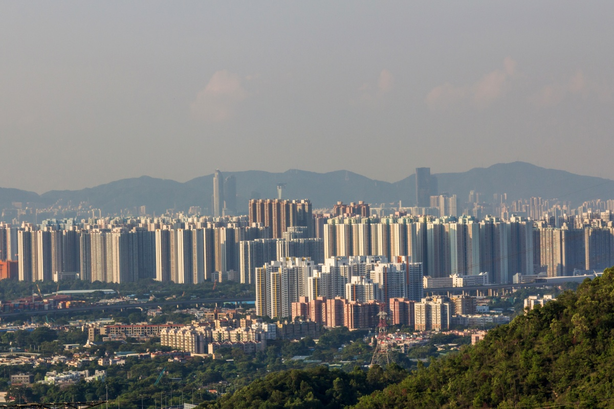 The pilot will run in the New Territories area of Yuen Long Town in Hong Kong