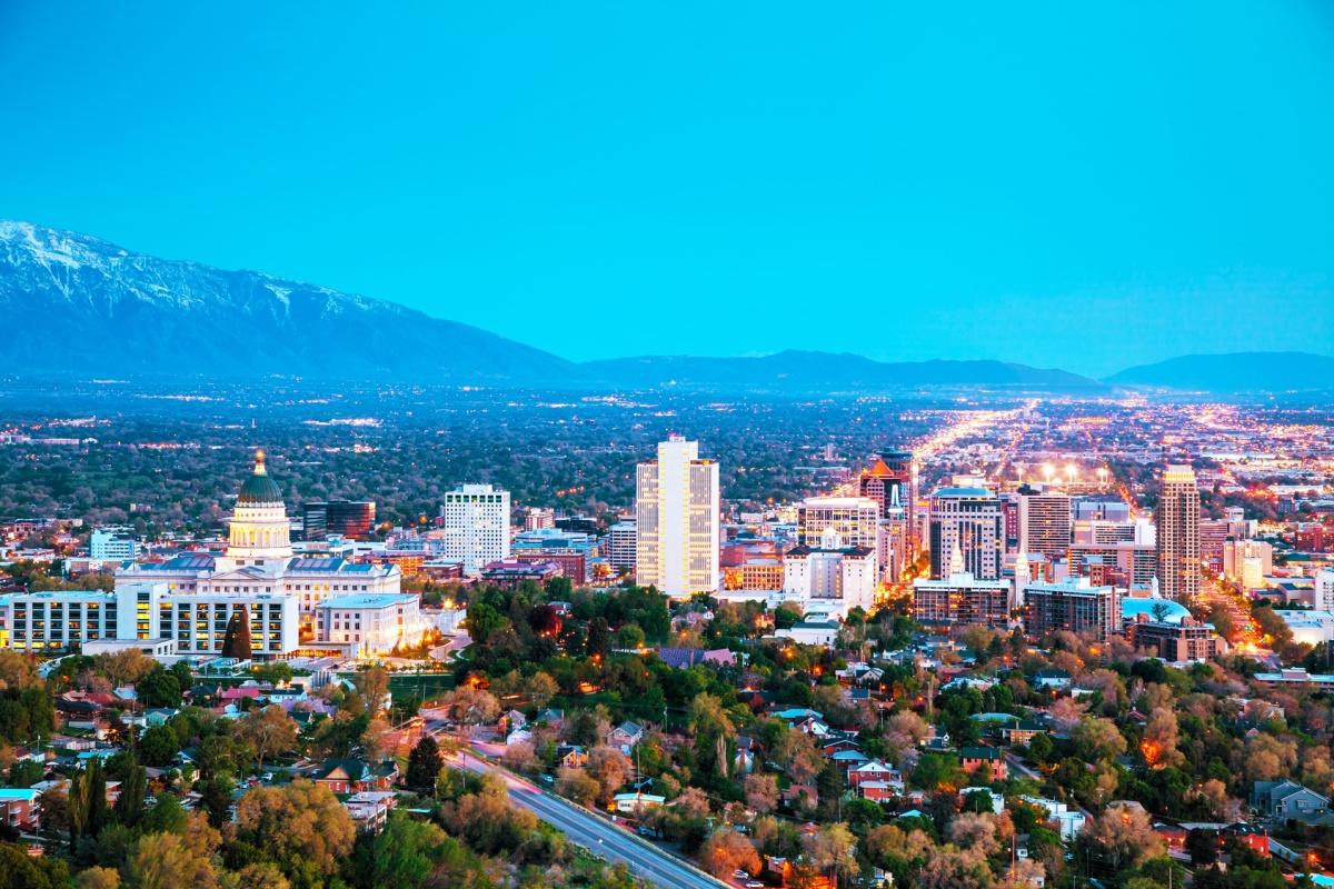 The Salt Lake City Powder-Renew platform will reach a population of 40,000