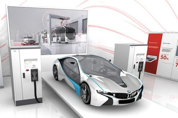 ABB further powers e-mobility
