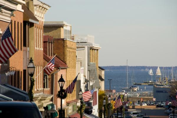 Annapolis signs up to bike-share partnership