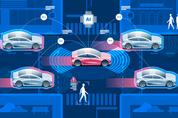 Driving autonomous vehicles forward with intelligent infrastructure