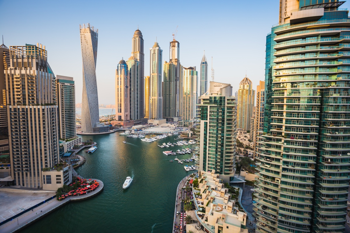 One of the initiatives focuses on Dubai's cryptocurrency positioning
