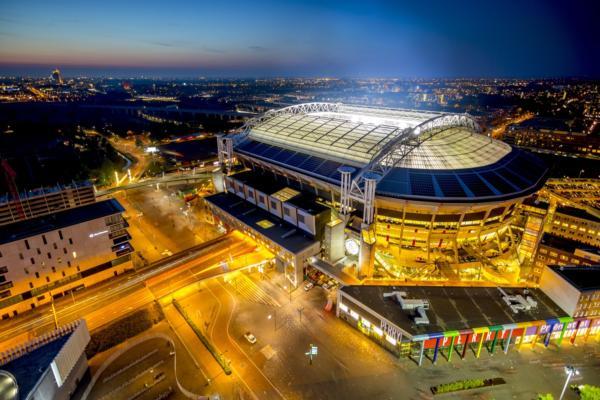 Stadium storage system goes live