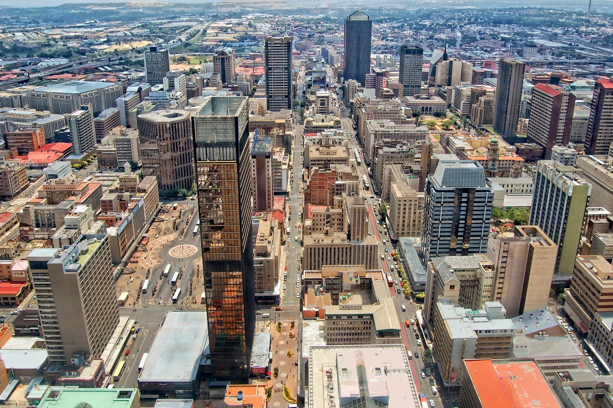 Johannesburg says it will not concede to the hackers' demands for Bitcoins