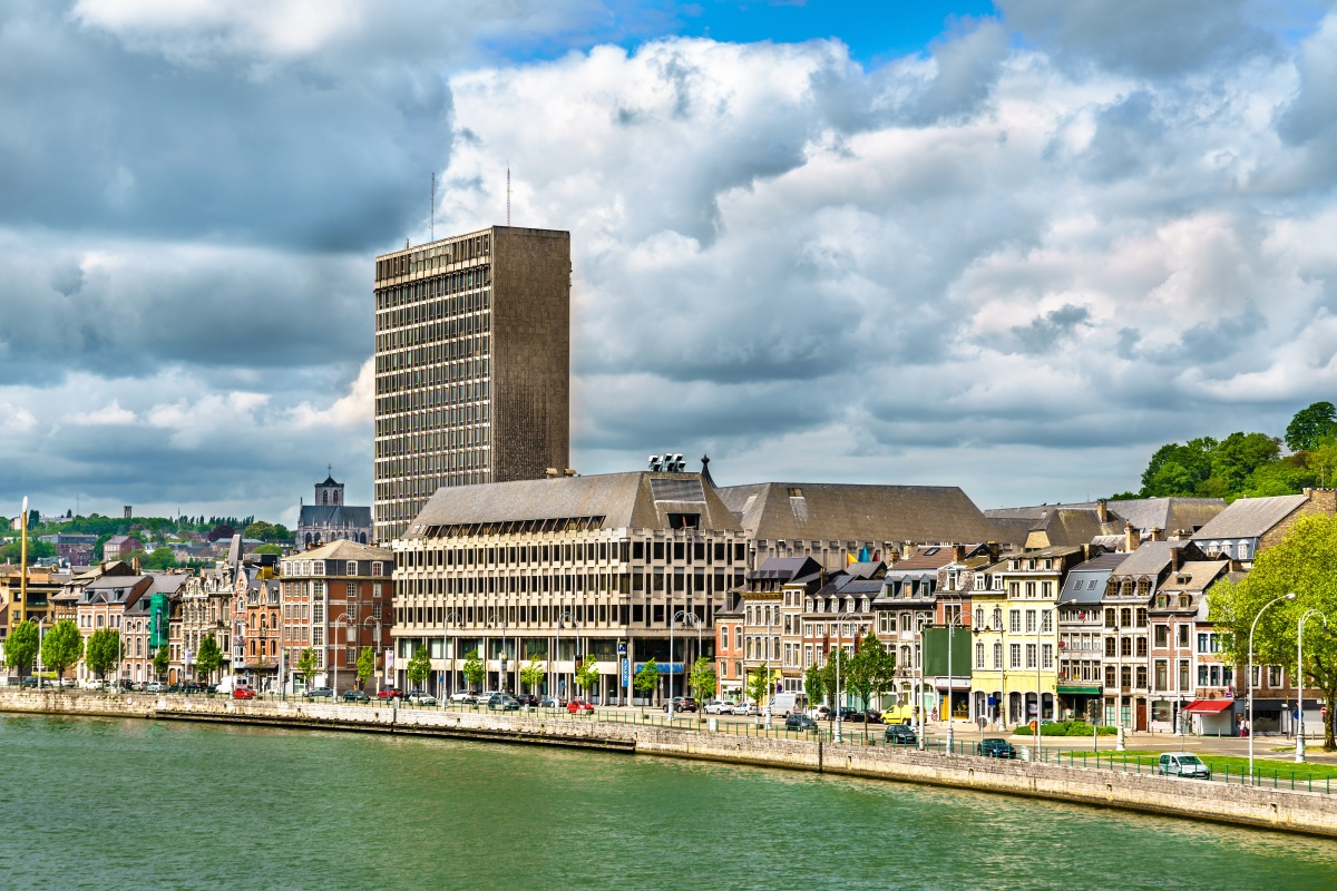 The city of Liège is benefiting from smarter parking technology