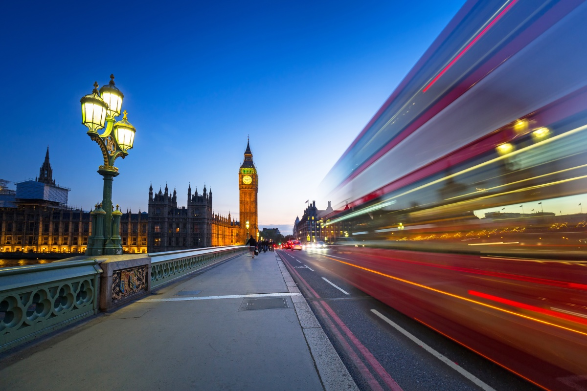 London is leading the way in cleaning up its transport network