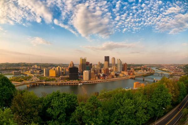 The network is designed to increase resilience and equity in Pittsburgh