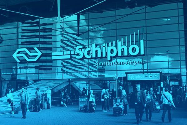 Schiphol Airport eases passenger journey