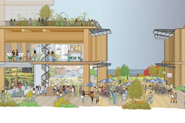 Advisory panel issues response to Sidewalks Labs' Quayside master plan