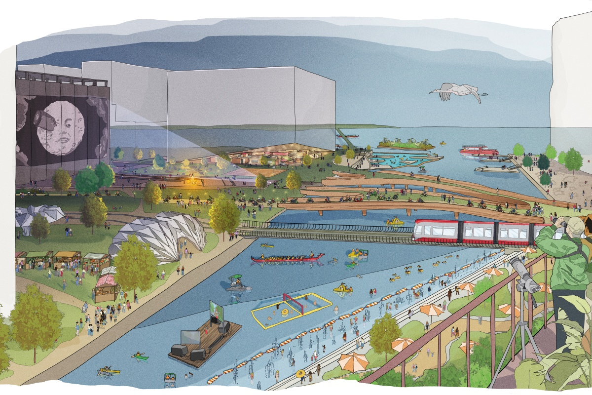 Toronto's quayside smart city project has been beset by controversy