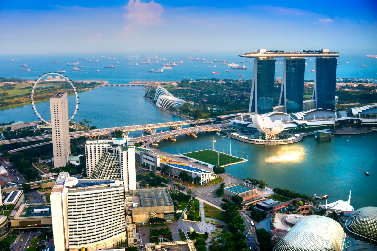 Singapore is hosting the World Cities Summit 2018