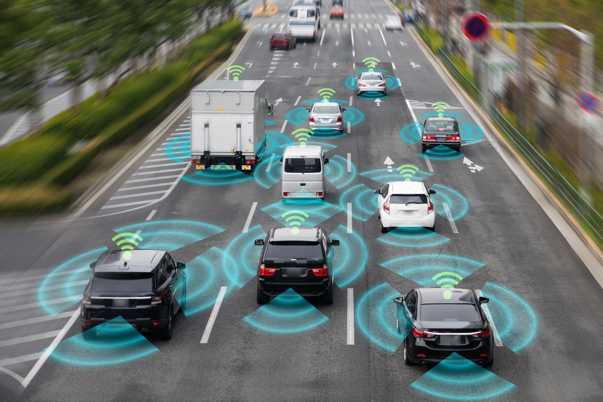 By 2024, more than 70 million new connected vehicles could enter the market every year