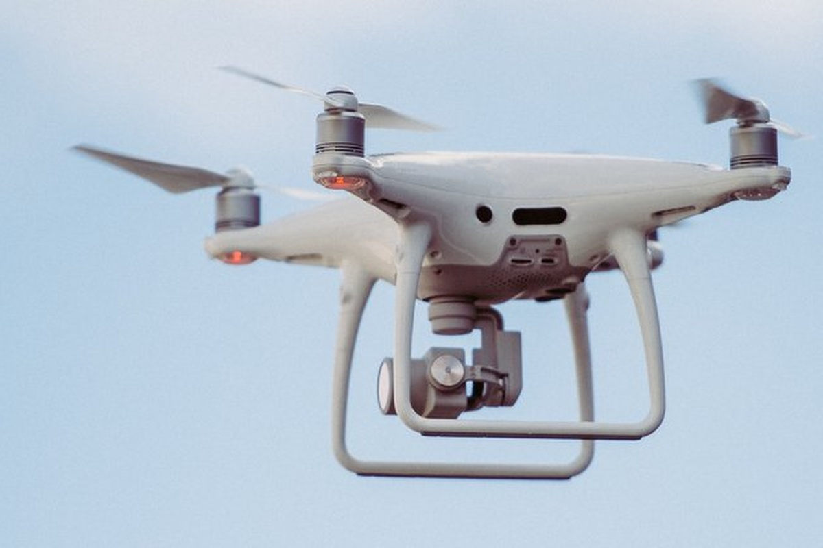 Cities are excited about drones, especially in the area of critical public services, said Nesta