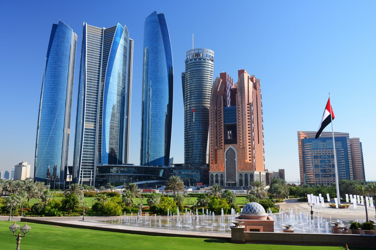 A co-innovation approach is helping to drive Abu Dhabi's five-year smart cities plan