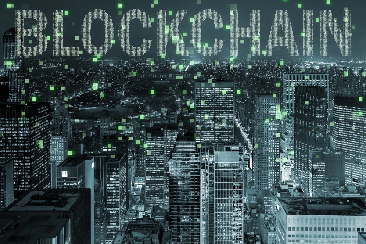 The partnership will help blockchain to build smarter cities