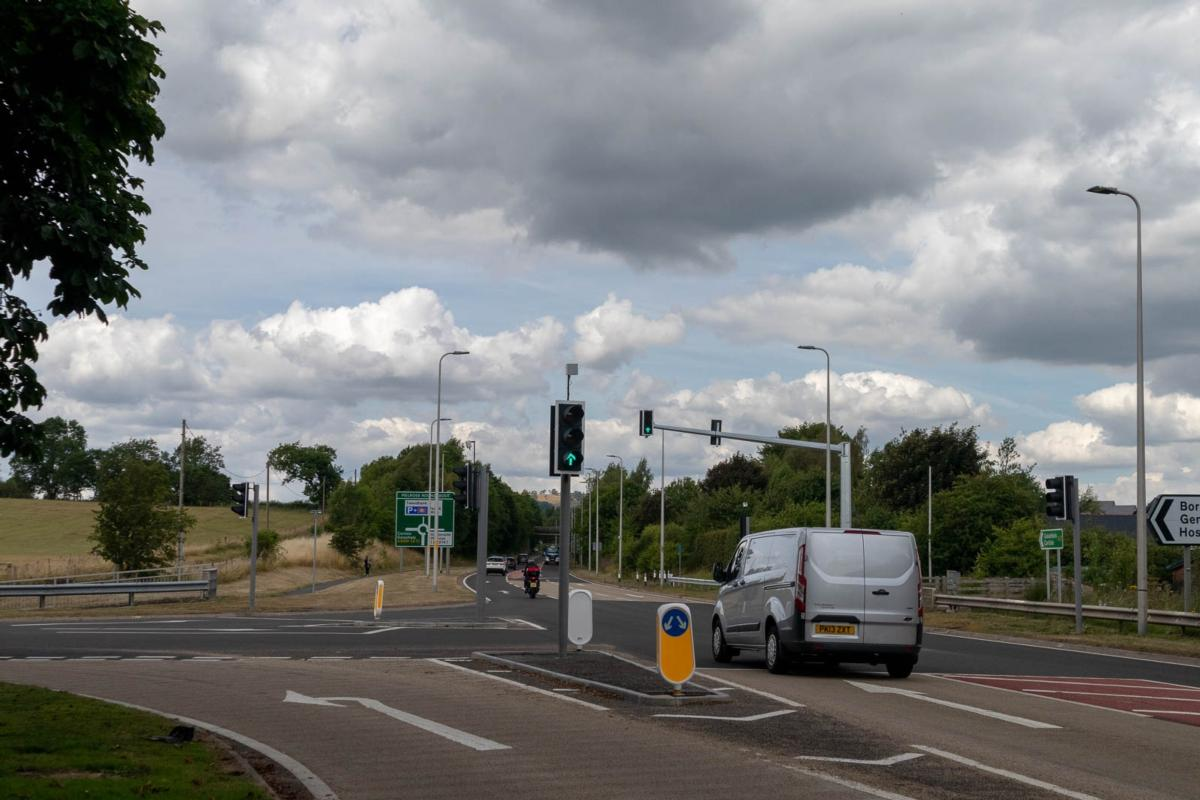 Technology aims to control flow of traffic without jeopardising ambulance response times