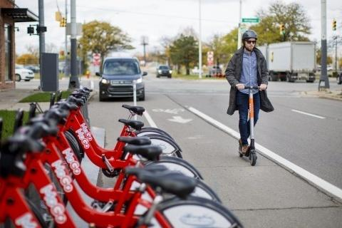 Ford makes smart move to acquire scooter firm