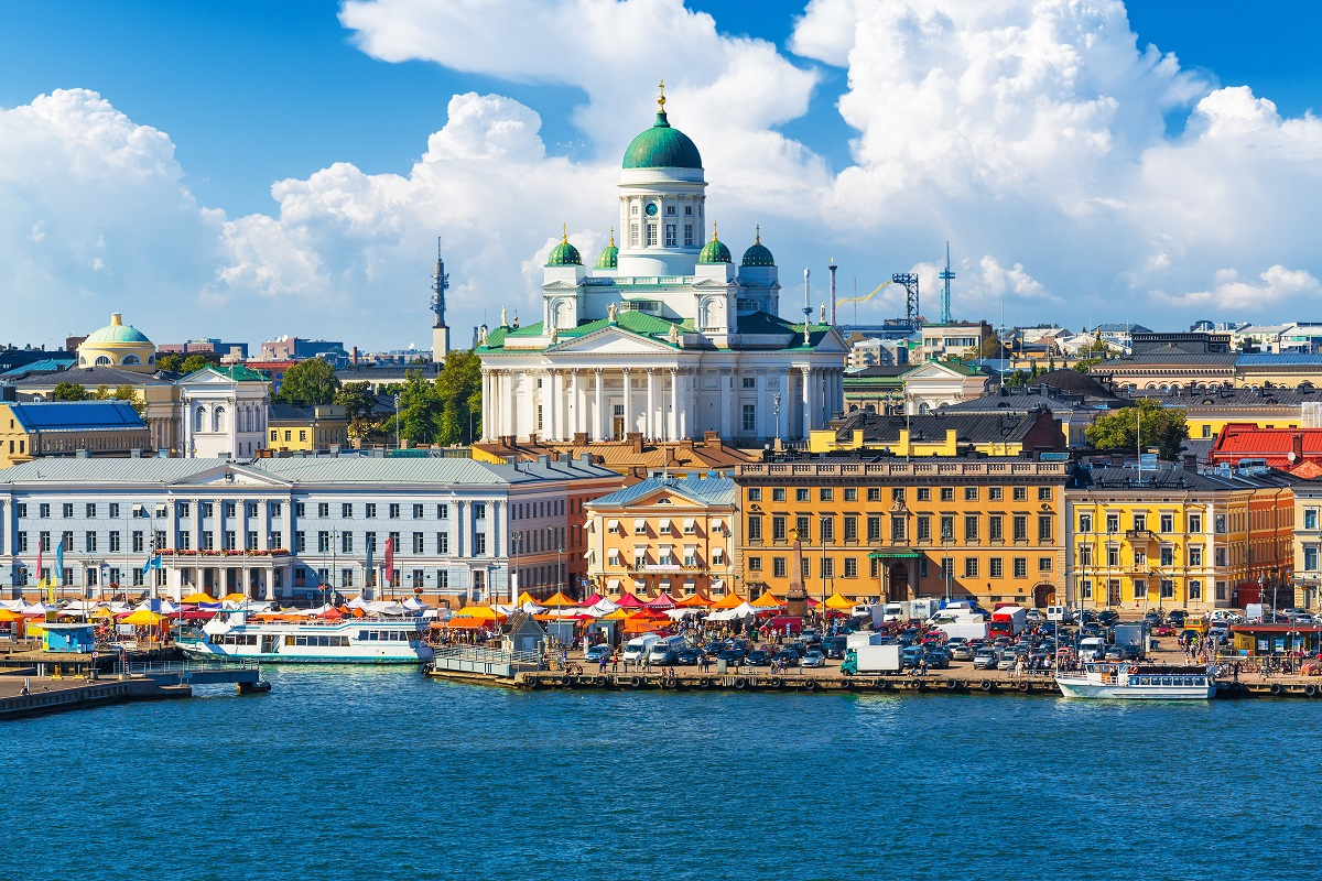 Helsinki used a public vote to find the right base station model for the city