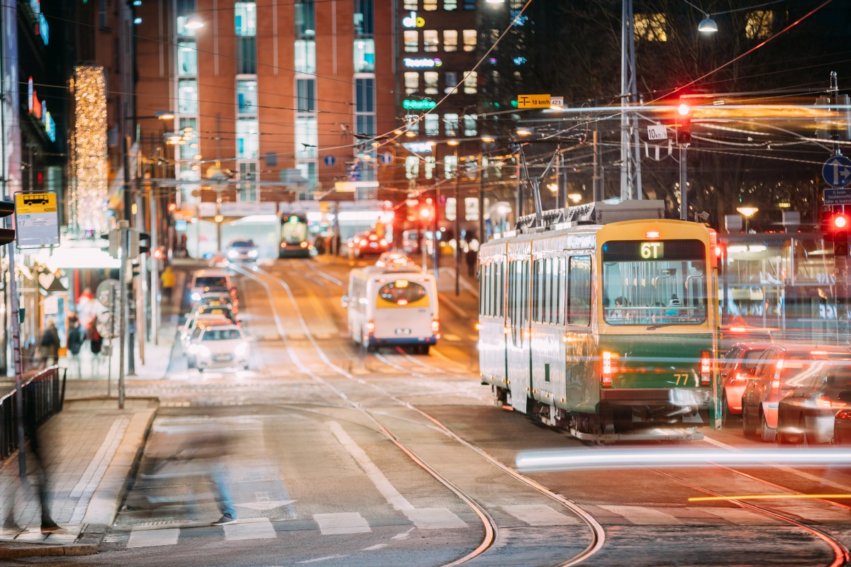 Helsinki will continue to make improvements to traffic safety