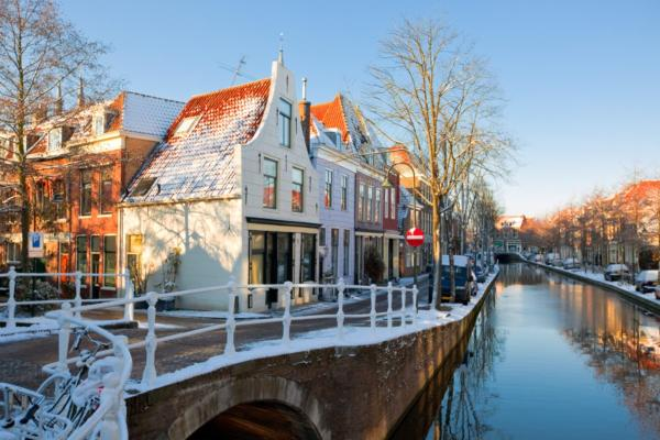 Dell EMC and Nokia lead barge project in Delft