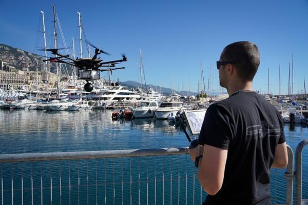 Monaco unveils 5G mobile network