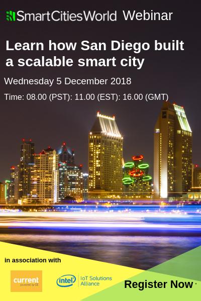 WEBINAR - Learn how San Diego built a scalable smart city