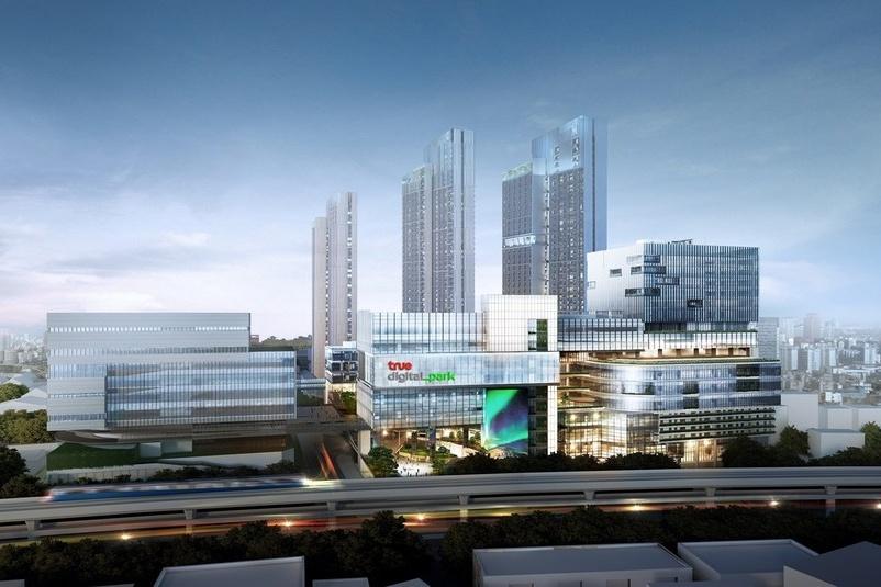 Tech district unveiled as global centre for innovation (PRNewsfoto/True Digital Park)