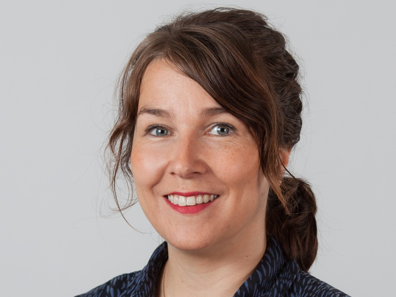 Hanna Niemi-Hugaerts, Director of IoT at Forum Virium Helsinki,