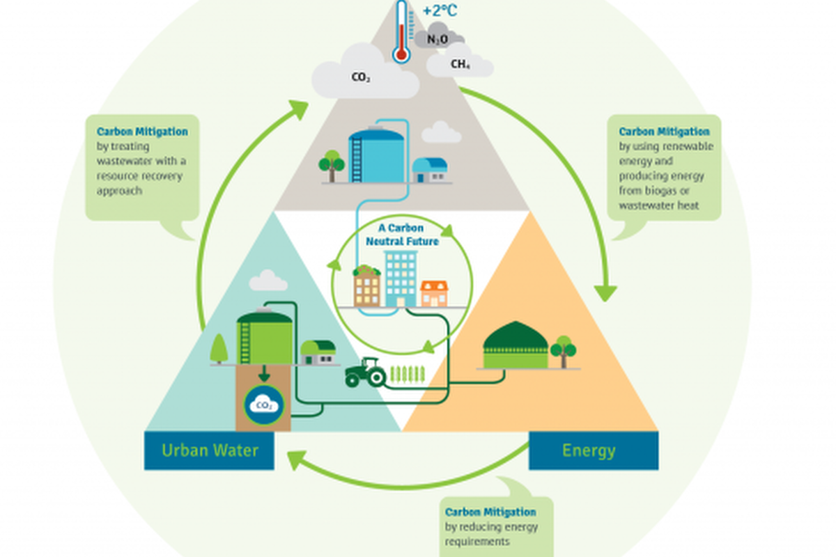 Roadmap to the low carbon utilities of the future