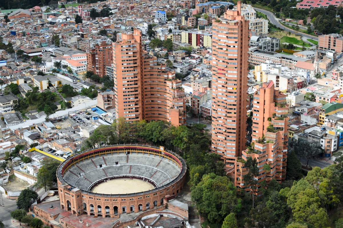Bogota tops the 2019 ranking for most congested city