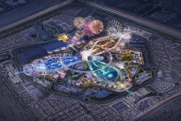 World Expo's blueprint for smart cities