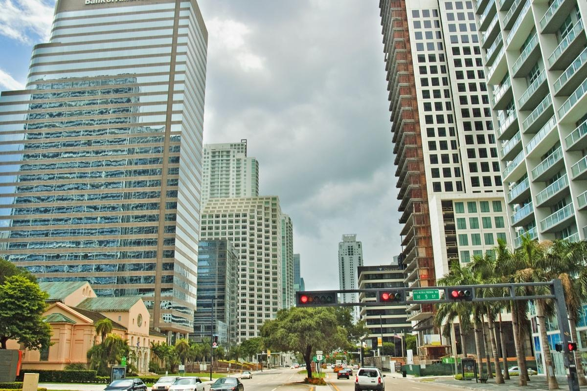 Miami-Dade County to implement smart traffic management technology