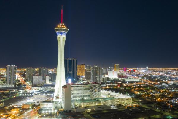 Las Vegas launches smart lighting pilot