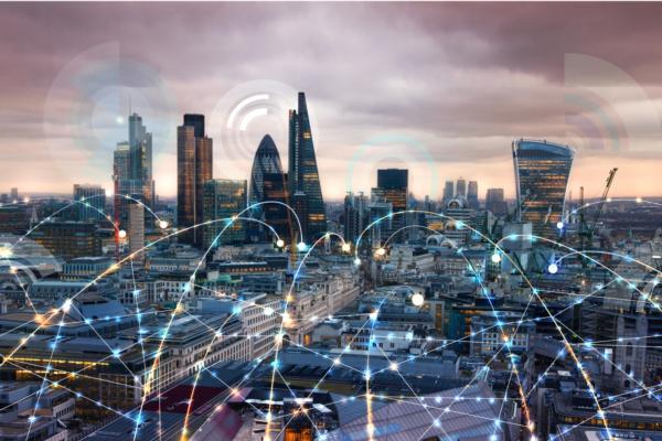 "London mayor addresses mobile ""not spots"""