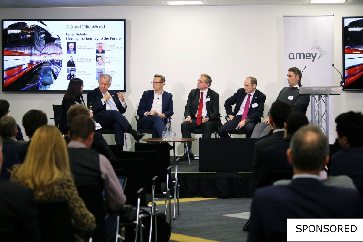 Panel discussions discussed a range of topics that are crucial to future mobility