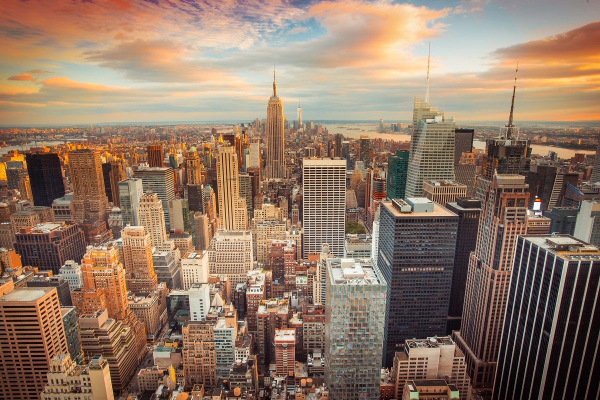 New York is home to The Grid urban tech community