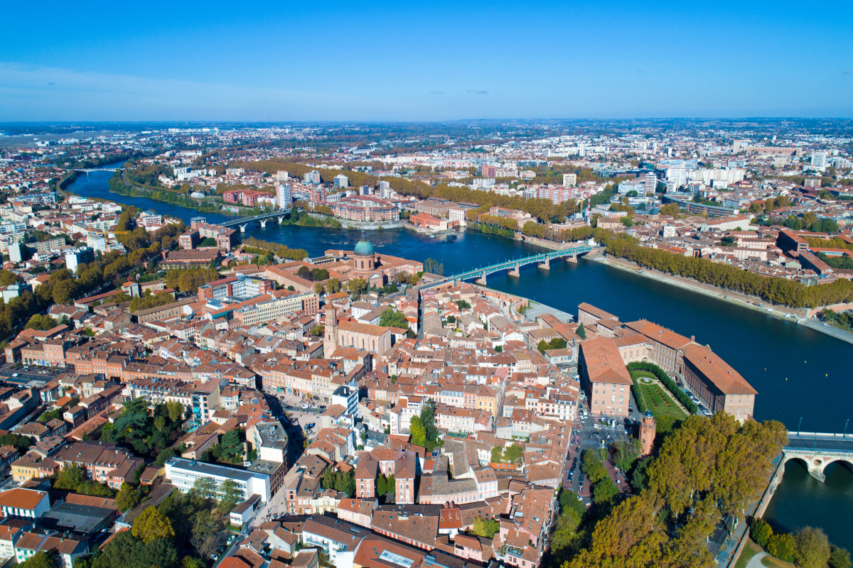 A 12-month trial of the technology was carried out in Toulouse