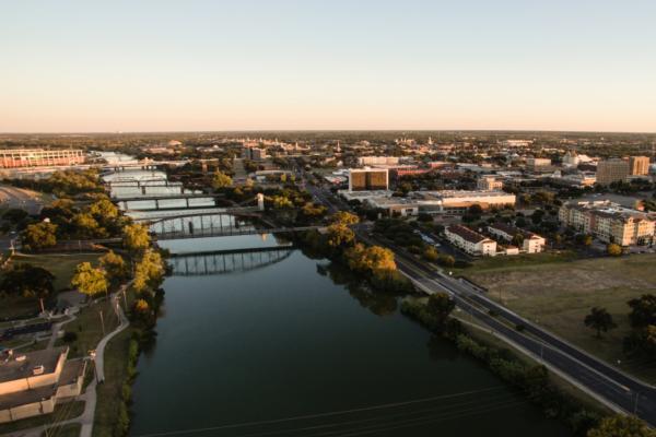 Waco improves its water efficiency