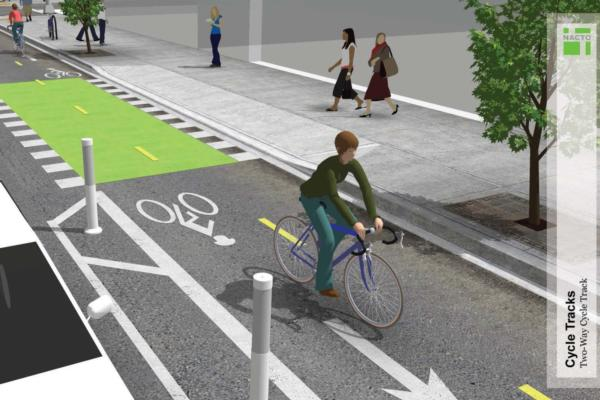 San Diego reshapes downtown transportation network