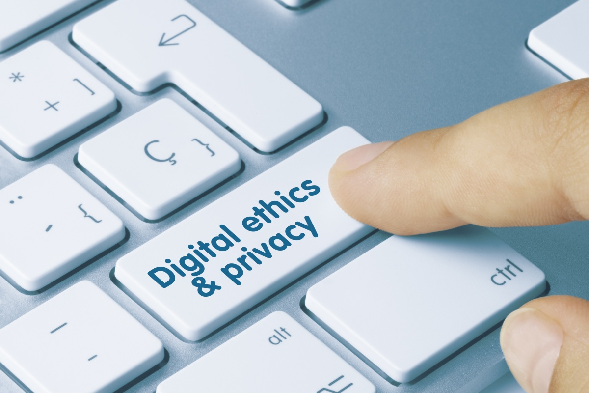 The digital economy is testing ethics on a daily basis, said Mastercard