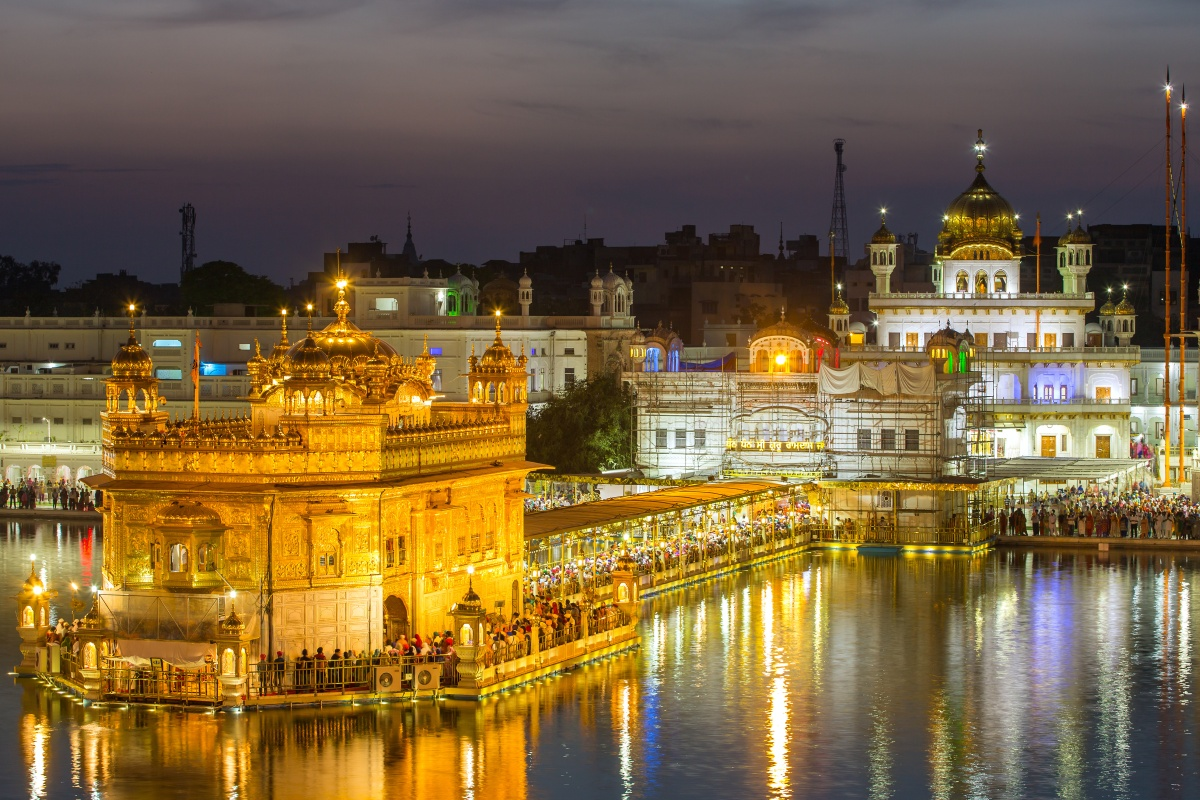 Amritsar in the state of Punjab piloted the PlacePod smart parking sensor