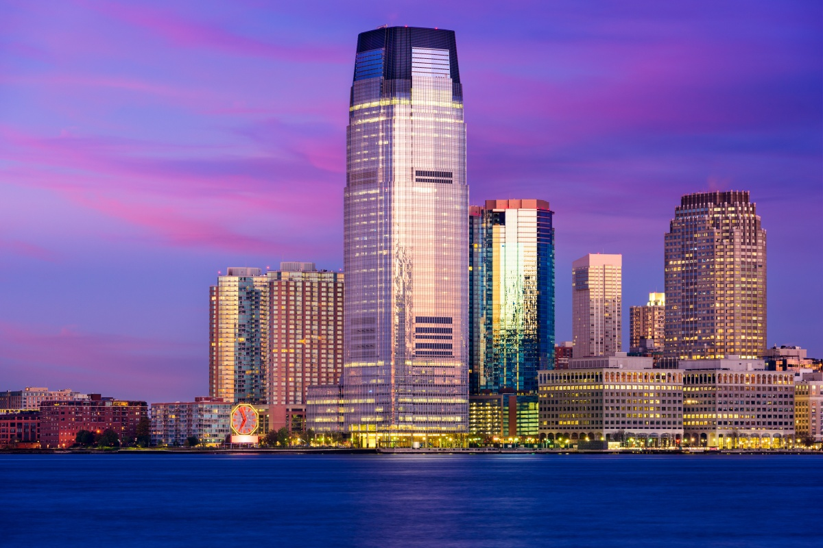 Jersey City, one of the final 10, which has identified 15 smart city projects