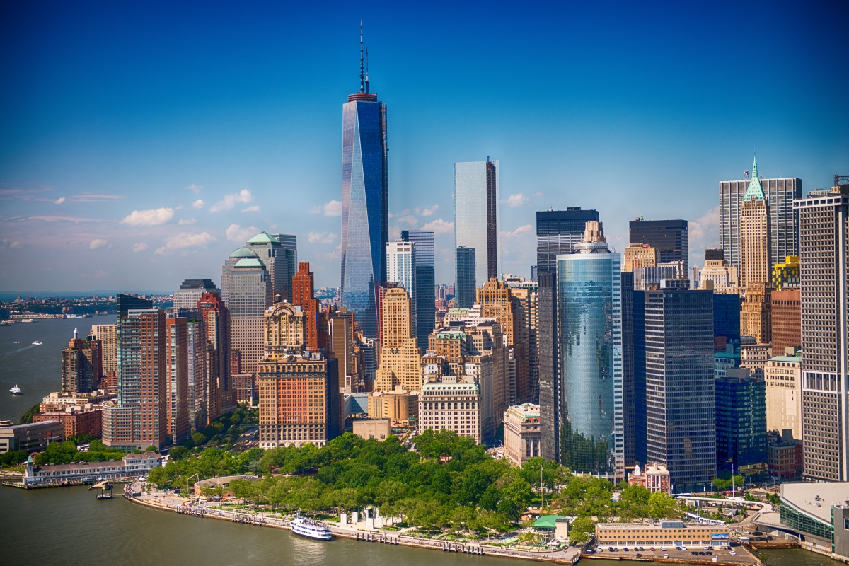 The resiliency plan is designed to protect Lower Manhattan into the next century