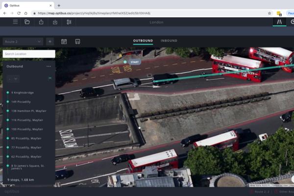 Optibus announces intelligent route planning for mass transit