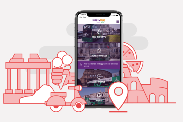 Mobile ticketing arrives in Rome