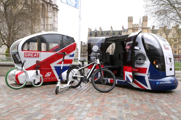 Will Brexit prevent UK from winning the global self-driving race?